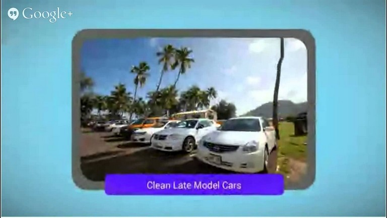 Car Rental Kauai Airport 001