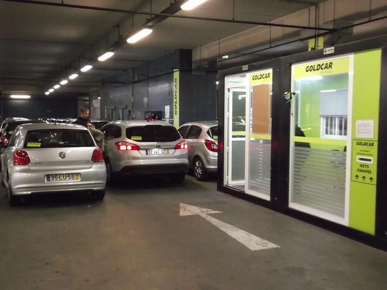 Car Rental Lisbon Airport Portugal