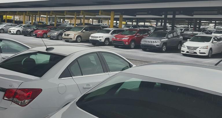 Car Rental Minneapolis Airport