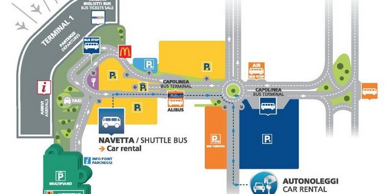Car Rental Naples Italy Airport