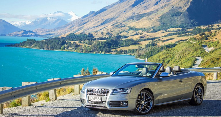 Car Rental New Zealand Christchurch
