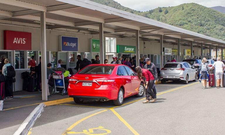 Car Rental Picton New Zealand