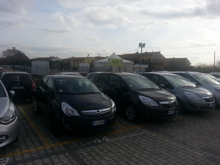 Car Rental Pisa Italy