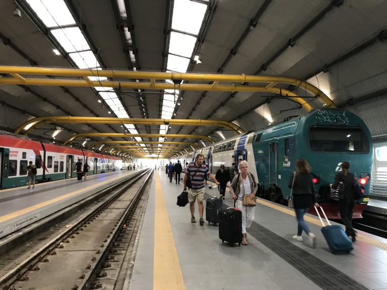 Car Rental Rome Termini Station