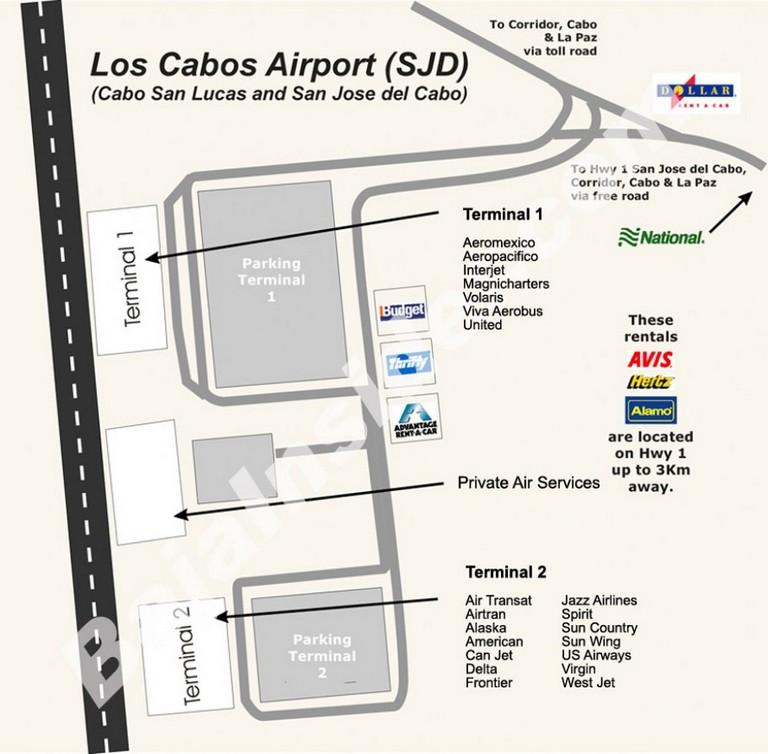 Car Rental San Jose Del Cabo Airport