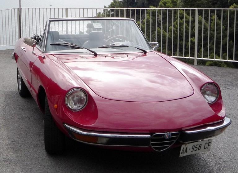 Car Rental Sorrento Italy