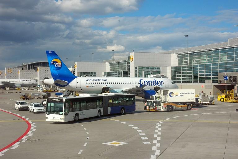 Car Rental Stuttgart Airport