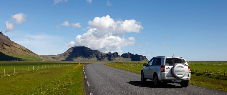 Car Rentals In Iceland