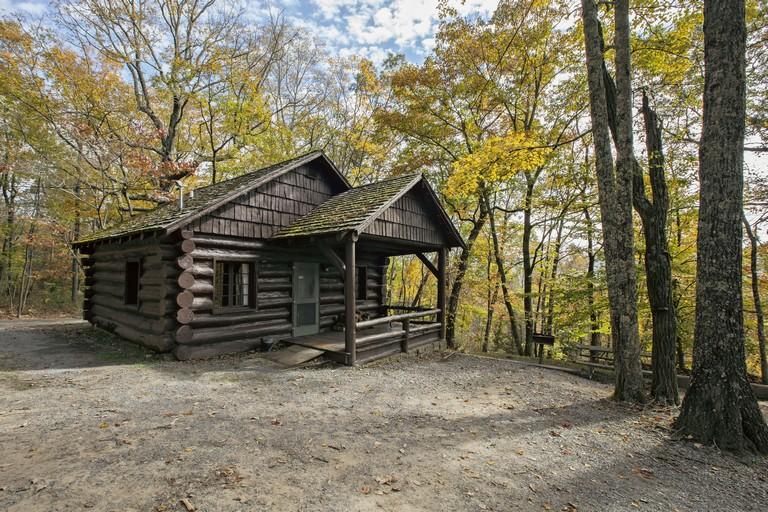 Carter Caves Cabins Elegant Winter Getaway Ideas