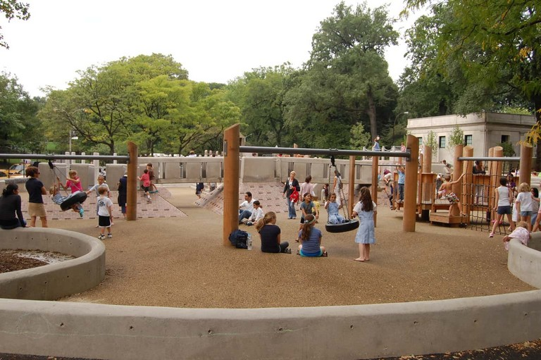 Central Park Playgrounds
