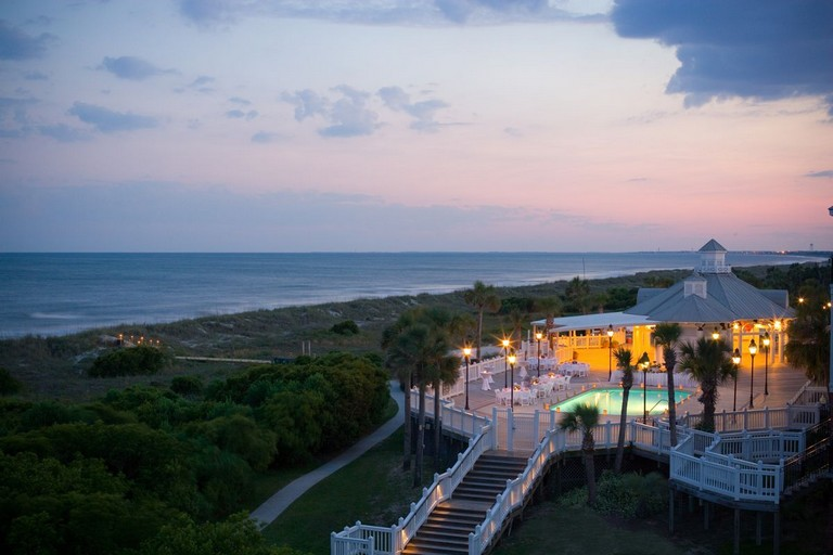 Charleston Sc Beach Resorts
