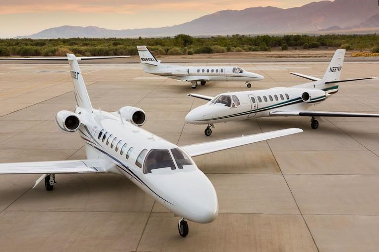 Charter Jet Companies