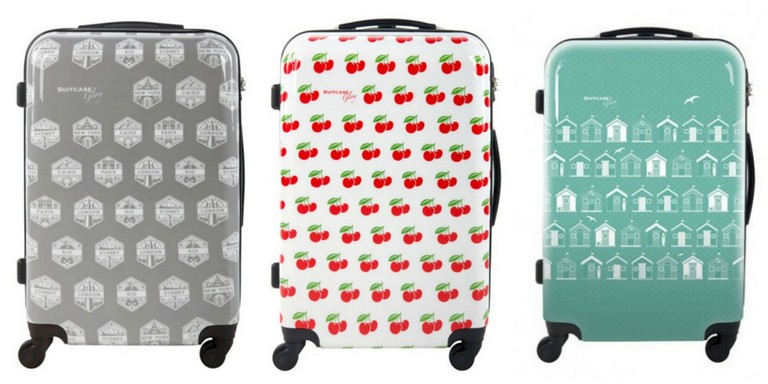 Cheap Cute Suitcases