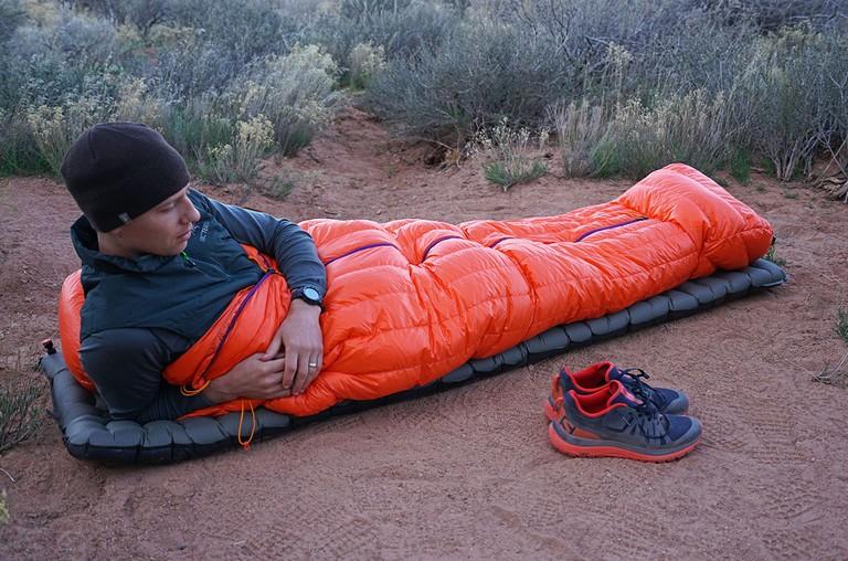 Cheap Down Sleeping Bag