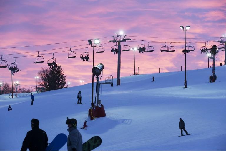 Chicago Ski Resort