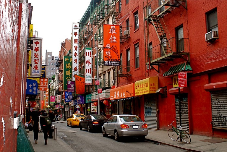 Chinatown Travel Agency Nyc
