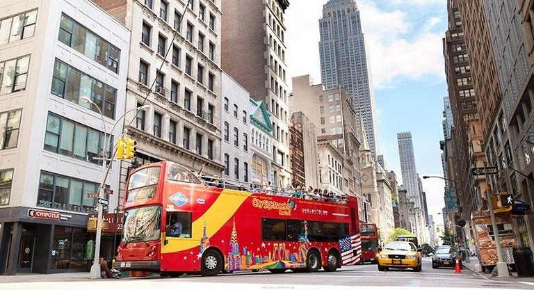 City Bus Tours Nyc