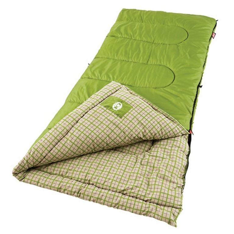 Coleman Flannel Sleeping Bag
