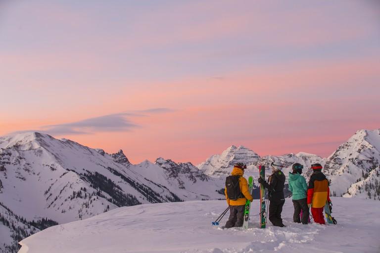 Colorado Ski Resort Opening Dates 2017