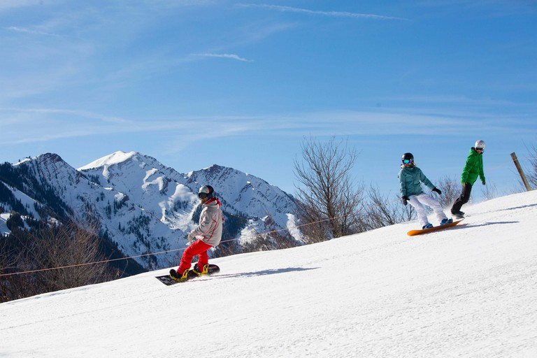 Colorado Ski Resorts For Beginners