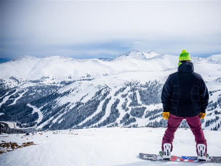 Colorado Ski Resorts Near Denver