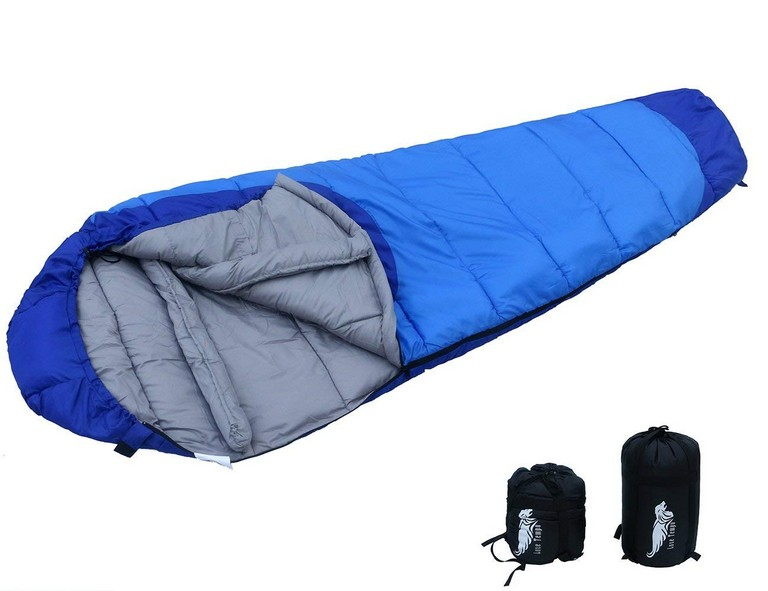 Compressible Sleeping Bag