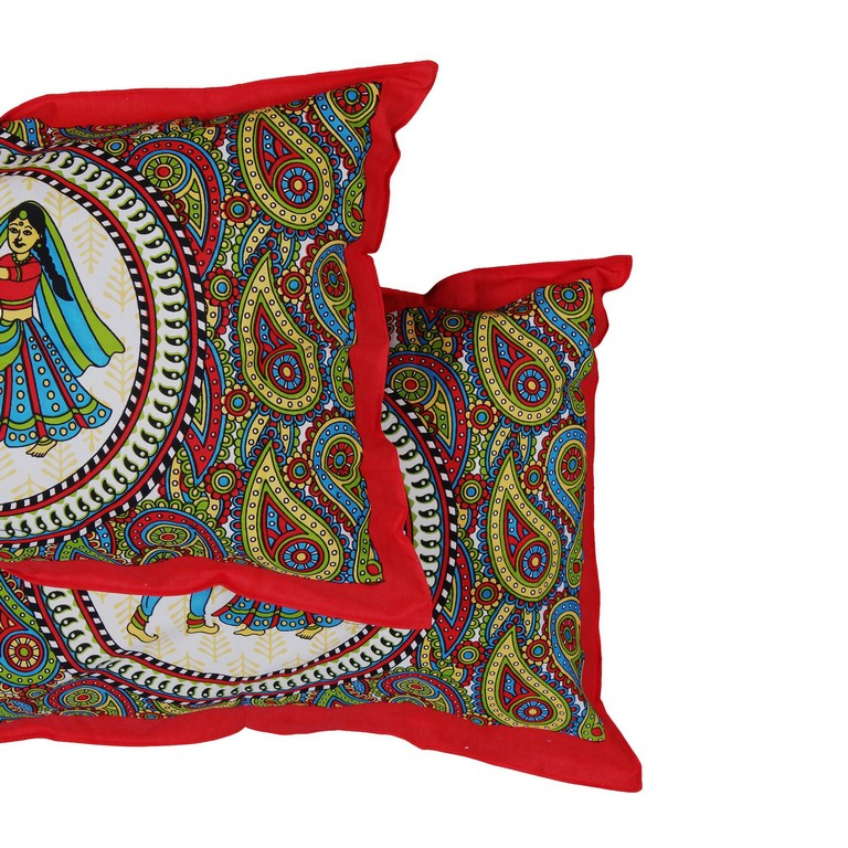 Condom Sleeping Bag And Pillow Best Of Story Home Cotton Kalamkari Double Bedsheet With 2 Pillow Covers