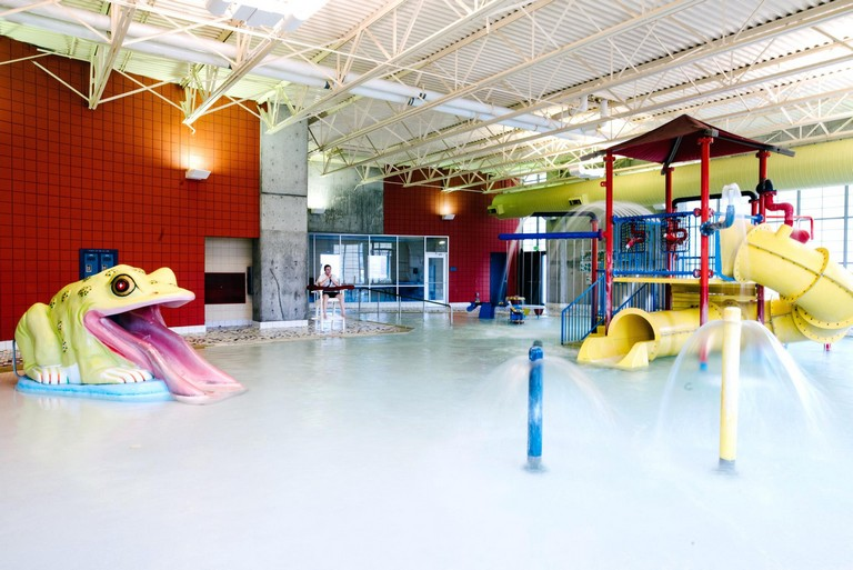 Cottonwood Heights Recreation Center