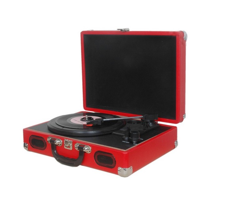 Crosley Suitcase Record Player