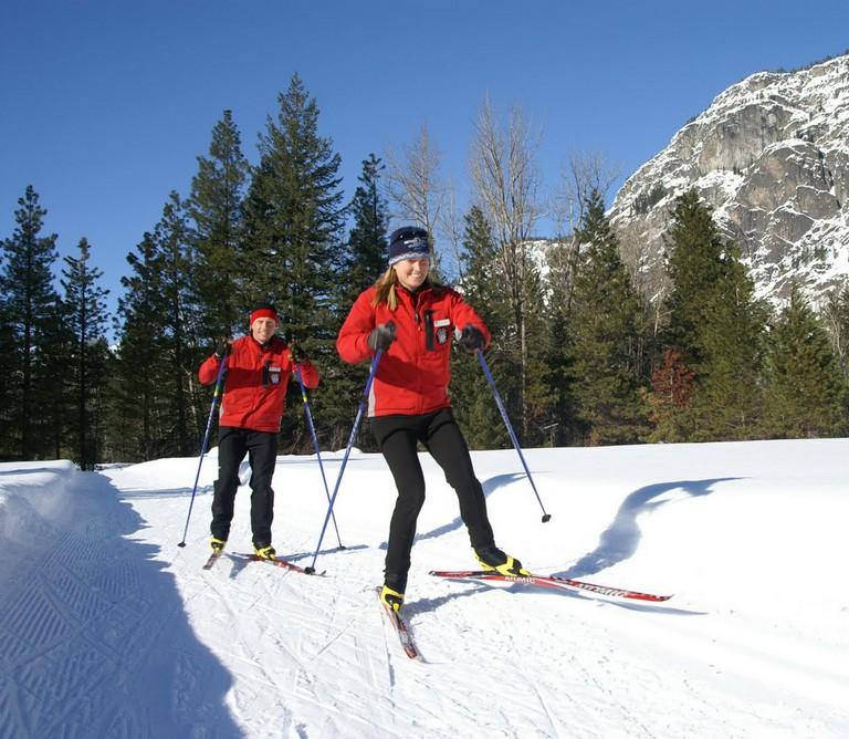 Cross Country Ski Resorts