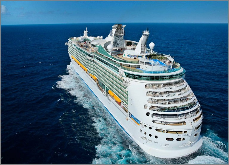 Cruises Out Galveston