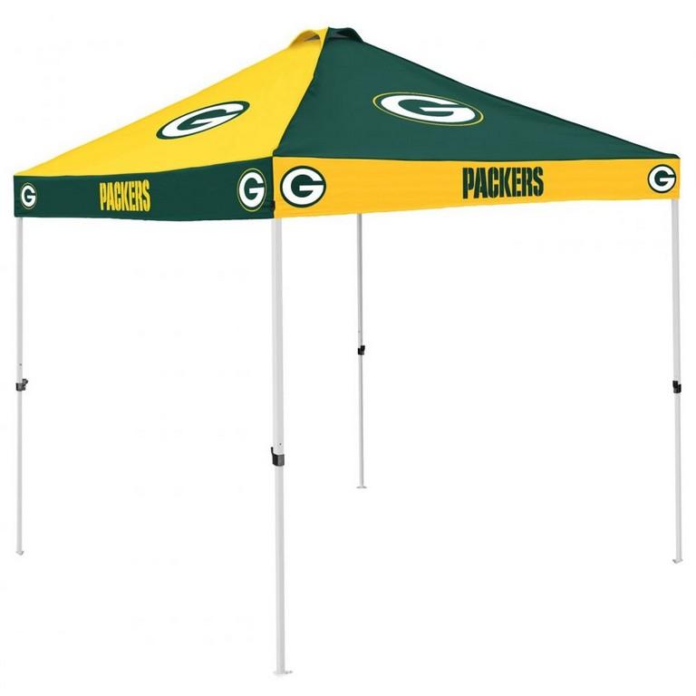 Custom Tailgate Tent