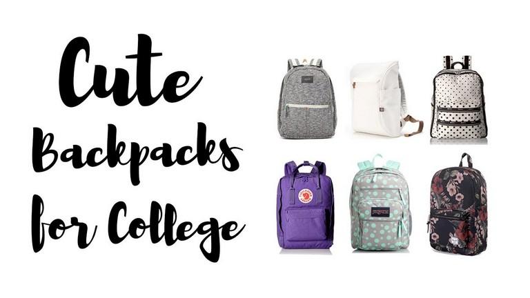 Cute Backpacks For High School