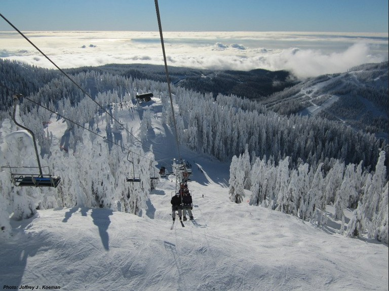Cypress Ski Resort