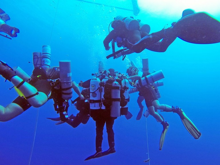 Deepest Scuba Dive