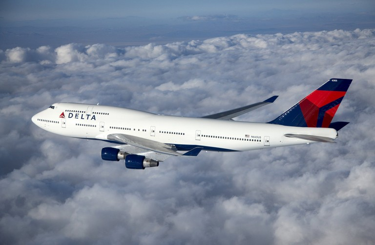 Delta Airlines Group Travel