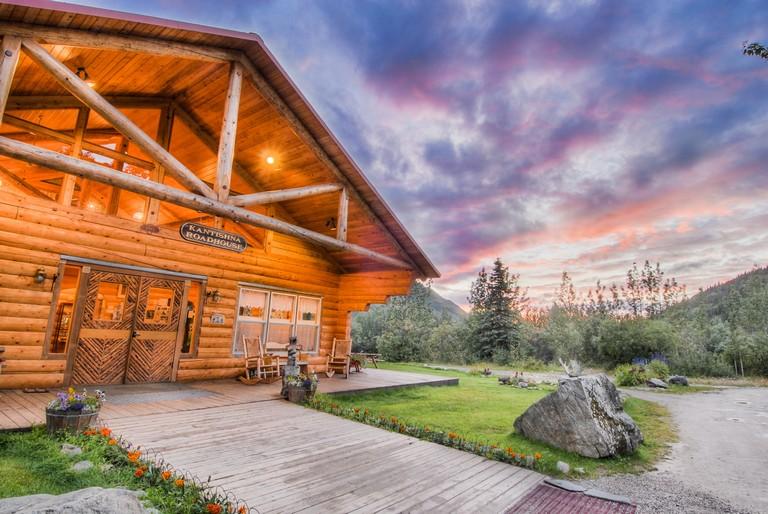 Denali National Park Lodging