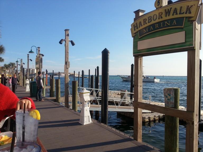 Destin Boardwalk Restaurants