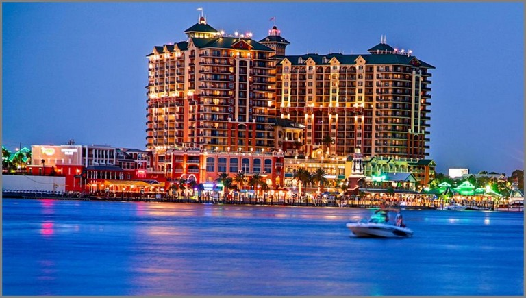 Destin Florida Hotels On The Beach