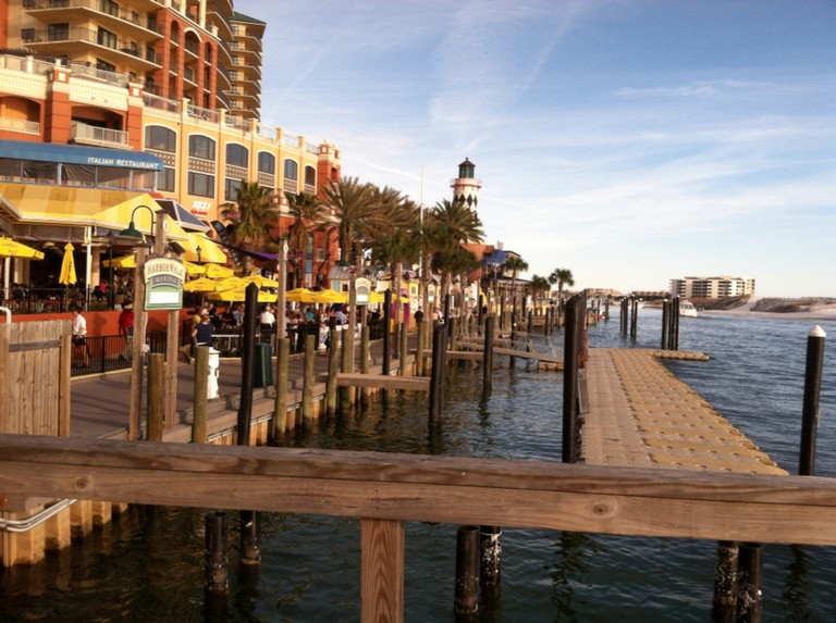 Destin Harbor Walk