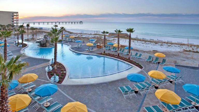 Destin Holiday Inn Beach Resort