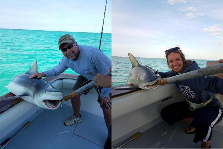 Destin Shark Fishing