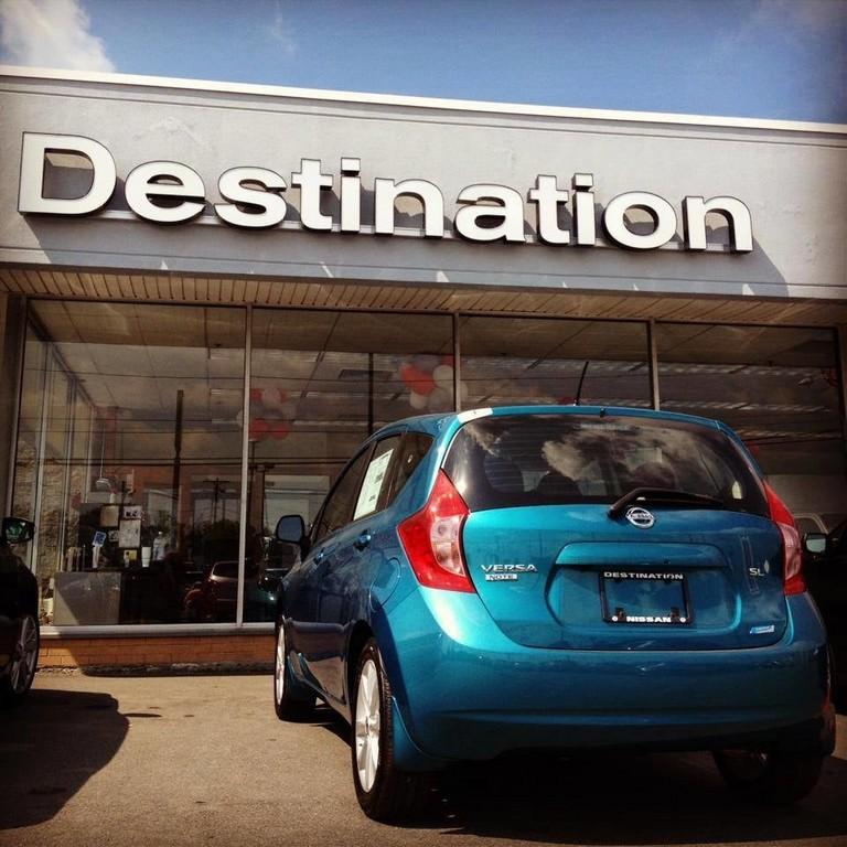 Destination Nissan Albany Ny