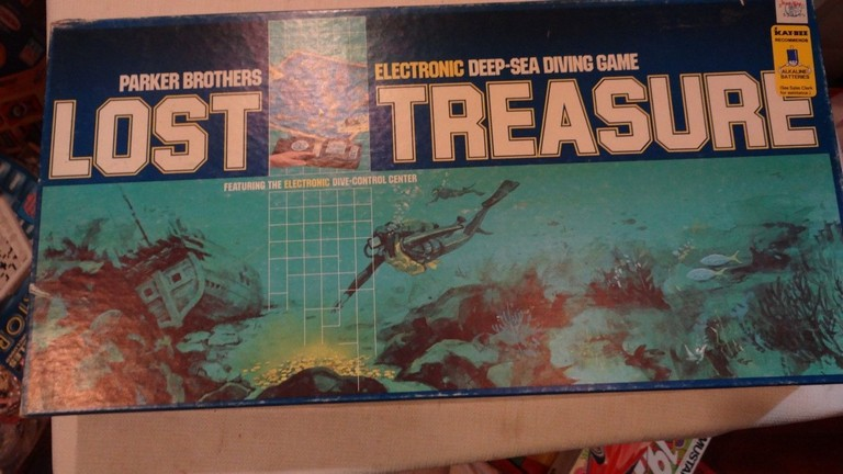 Diving Board Games