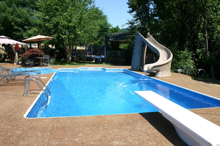 Diving Board Replacement