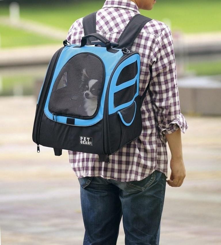 Pet Gear I Go2 Traveler As Backpack Carrier
