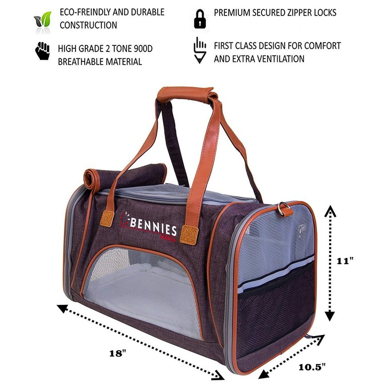 Dog Travel Bag Airline Approved