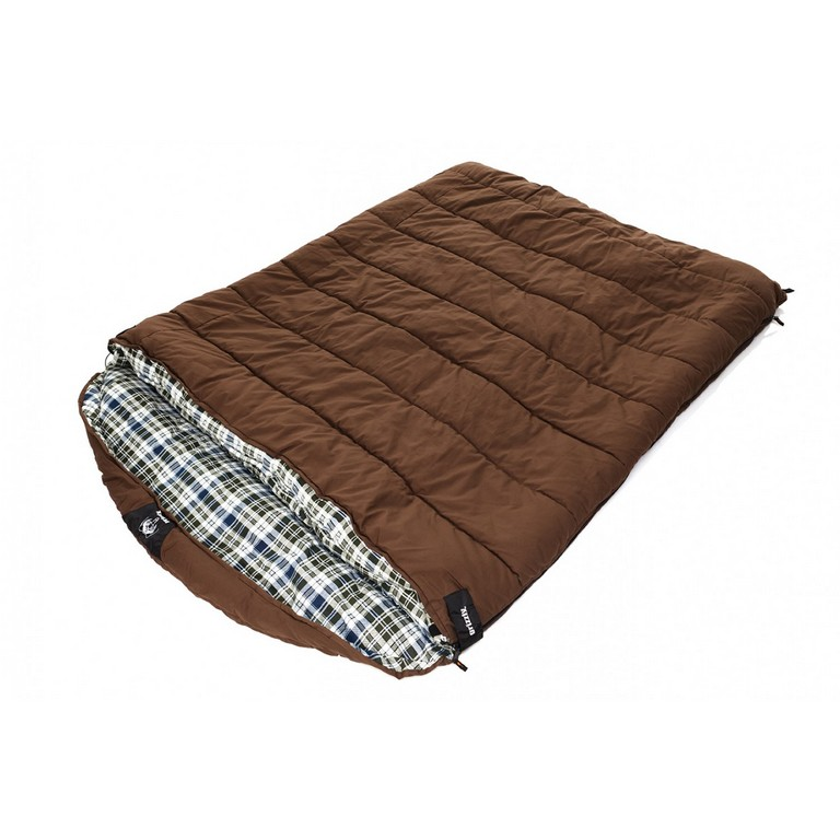Double Flannel Sleeping Bag