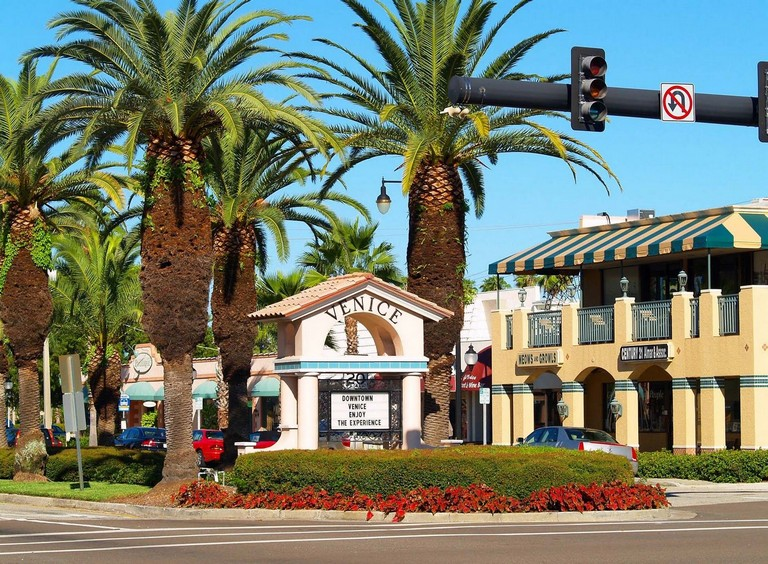 Downtown Venice Florida