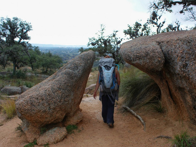 Enchanted Rock Camping
